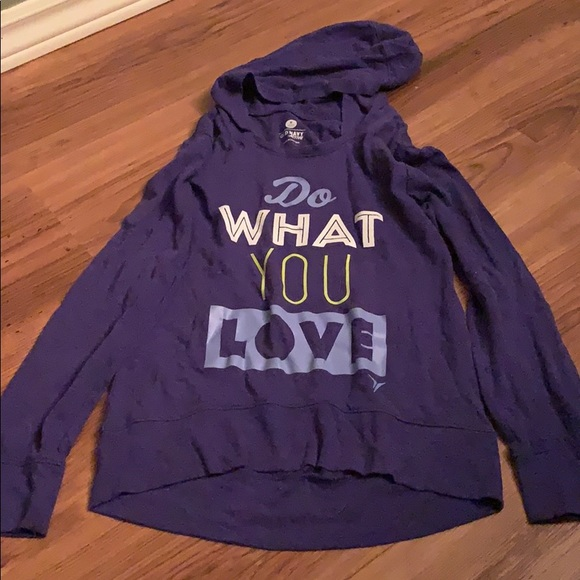 Old Navy Other - Old navy active pull on hoodie medium purple